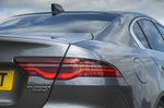 Jaguar XE 2019 rear exterior static