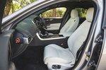 Jaguar XE 2019 RHD front seats