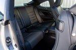 Lexus RC 2019 RHD rear seats