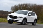 Mazda CX-5 2019 Right hand cornering shot