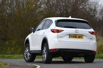 Mazda CX-5 2019 left rear cornering