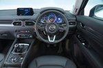 Mazda CX-5 2019 RHD dashboard
