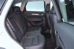 Mazda CX-5 2019 RHD rear seats