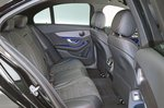 Mercedes C Class 2019 rear seats