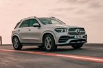 Mercedes GLE 2019 front 3/4
