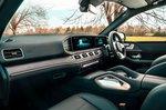 Mercedes GLE 2021 RHD front seats