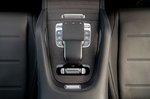 Mercedes GLE 2021 RHD control closeup
