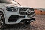 Mercedes GLE 2019 facelift front