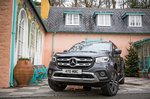 Mercedes-Benz X-Class 2019 front static
