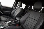 Mercedes-Benz X-Class 2019 RHD front seats