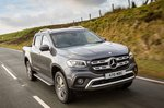 Mercedes-Benz X-Class 2019 right forward tracking