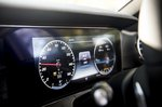 Mercedes-Benz E-Class Estate infotainment