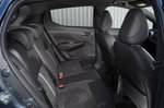 Nissan Micra 2019 RHD rear seats