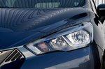 Nissan Micra 2019 exterior headlamp detail