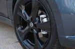 Nissan Micra 2019 alloy wheel detail