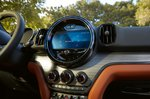 Mini Countryman 2021 infotainment