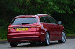 Ford Mondeo Estate 2019 RHD rear cornering shot