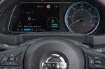 Nissan Leaf 2020 instrument panel