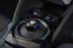 Nissan Leaf 2019 RHD gear selector closeup