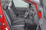 Nissan Leaf 2019 RHD front seats