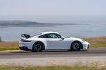 Porsche 911 GT3 2021 right tracking