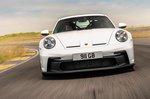 Porsche 911 GT3 2021 front tracking