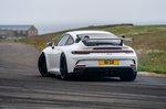 Porsche 911 GT3 2021 rear cornering