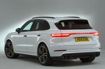 Porsche Cayenne 2018 rear left static studio