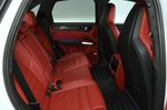 Porsche Cayenne 2018 rear seats