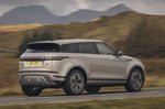 Range Rover Evoque 2021 right rear panning