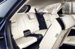 Lexus RX L LHD 2019 rear seats