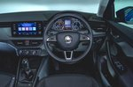 Skoda Scala 2019 RHD dashboard