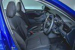 Skoda Scala 2019 RHD front seats