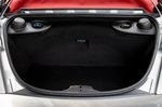 2019 718 Boxster Spyder LHD boot open