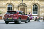 Ssangyong Korando 2019 rear urban tracking