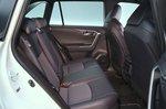 Toyota RAV4 2021 rear seats