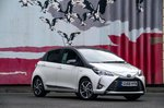 Toyota Yaris 2018 front right static