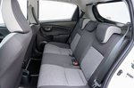 Toyota Yaris 2018 RHD rear seats