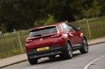 Vauxhall Grandland X 2019 rear right cornering shot