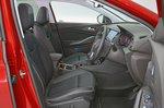 Vauxhall Grandland X 2019 RHD front seats