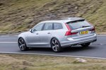 Volvo V90 2018 RHD right panning