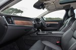 Volvo V90 2021 interior front seats