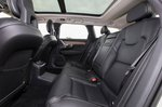 Volvo V90 2021 interior rear seats