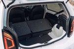 Volkswagen e-Up 2020 RHD boot open