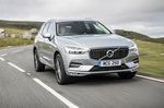 Volvo XC60 2019 high front tracking