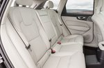 Volvo XC60 2019 rear seats