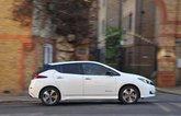 New Nissan Leaf vs Renault Zoe vs Volkswagen e-Golf