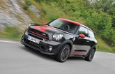 2014 Mini Paceman John Cooper Works ALL4 review