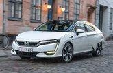 Honda Clarity 2017 review
