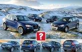Used Audi Q5 vs BMW X3 vs Land Rover Freelander vs Volvo XC60